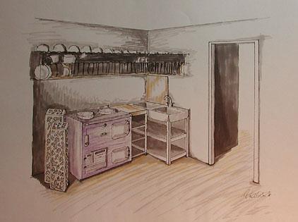 Interieurontwerp nijmegen - Optimaliseren van een kleine keuken ...